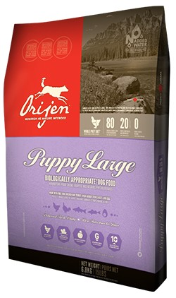 ORIJEN Puppy Large (6 kg)