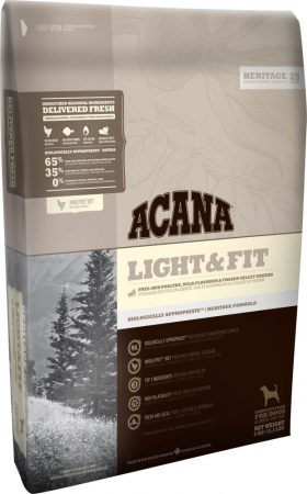 ACANA Light & Fit (11,4 kg)