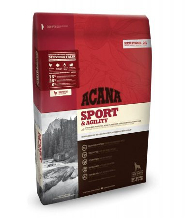 ACANA Sport & Agility (17 kg)