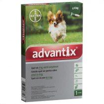 Advantix 40 0.4 ml 4 kg >