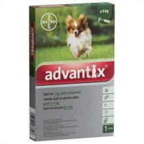 Advantix 40 0.4 ml 4 kg >