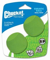 CHUCKIT Erratic Reflexlabda Pakk (S)