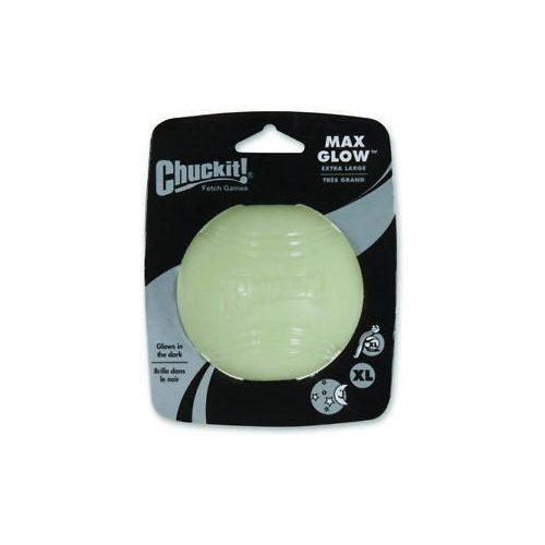 CHUCKIT-Max-Glow-Fluoreszkalo-Labda-XL