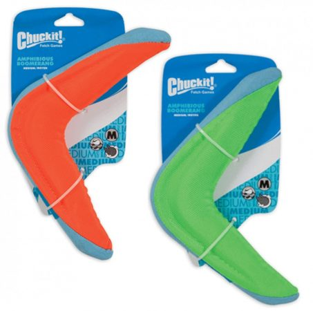 CHUCKIT-Amphibious-Boomerang-M