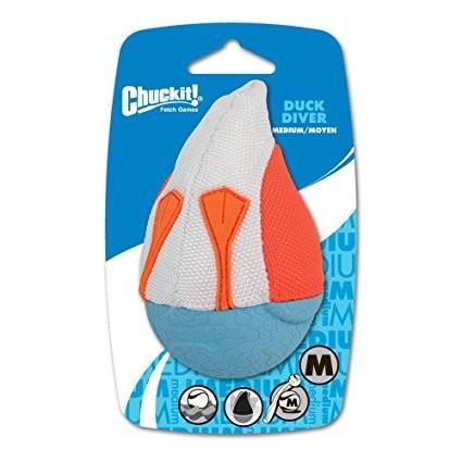 CHUCKIT-Amphibious-Duck-Diver-Kacsa-M