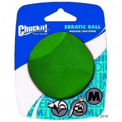 CHUCKIT Erratic Reflexlabda (M)