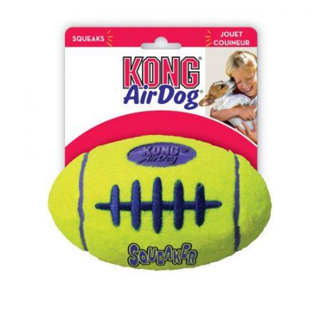 KONG Air Squeaker Football (M)