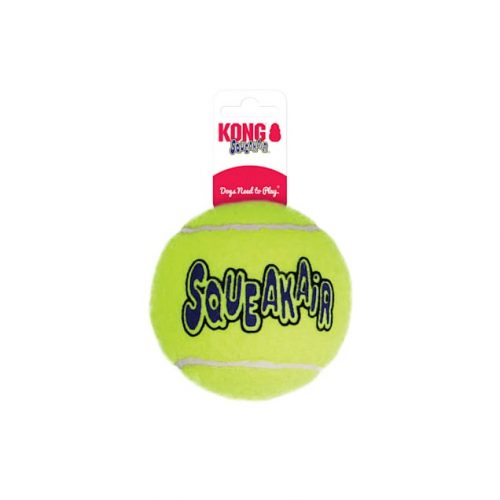 KONG Air Squeaker Teniszlabda (L)