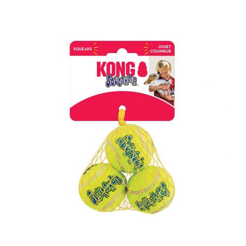 KONG Air Squeaker Teniszlabda Szett (S)