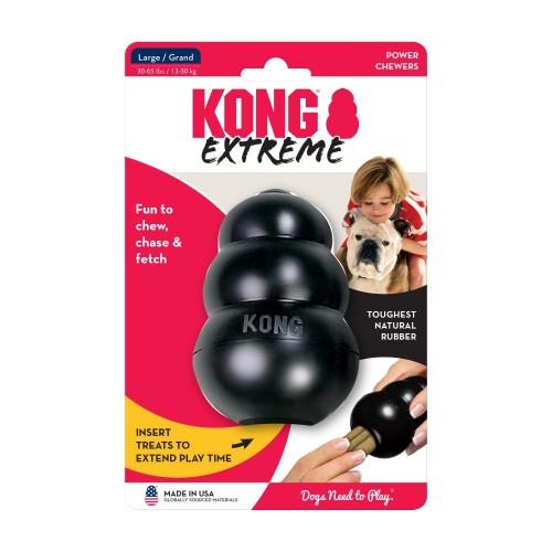KONG Extrém Harang Fekete (L)