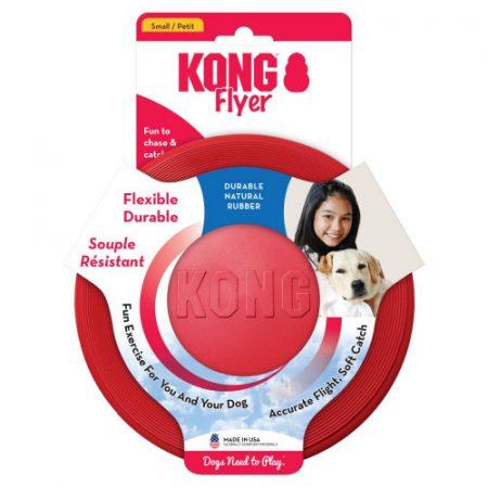 KONG-Flyer-Frizbi-S