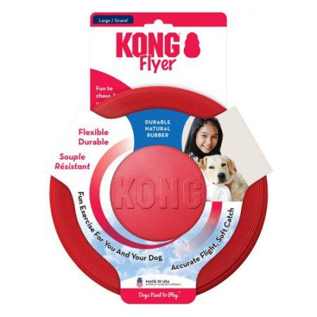KONG-Flyer-Frizbi-L