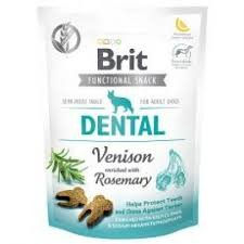 BRIT-Care-Snack-Dog-Functional-Dental-Venison-150-g