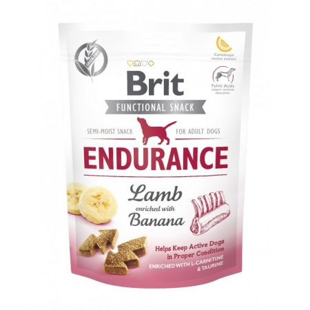 BRIT Care Snack Dog Functional Endurance Lamb (150 g)