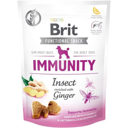 BRIT Care Snack Dog Functional Immunity Insect (150 g)