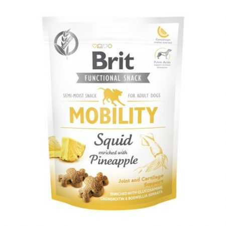 BRIT Care Snack Dog Functional Mobility Squid (150 g)