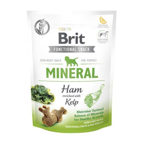 BRIT-Care-Snack-Dog-Mineral-Ham-Kolyoknek-150-g