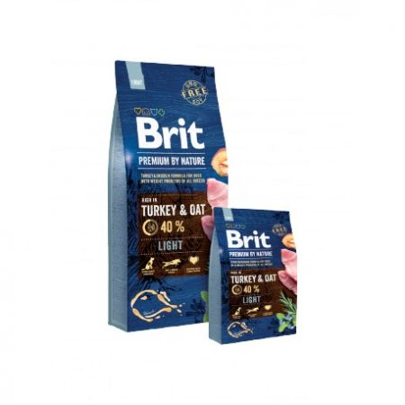 BRIT Premium Light (15 kg)