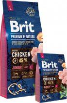 BRIT Premium Junior Large Breed (15 kg)