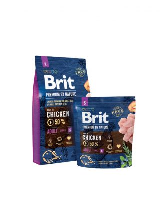 BRIT Premium Adult Small Breed (8 kg)