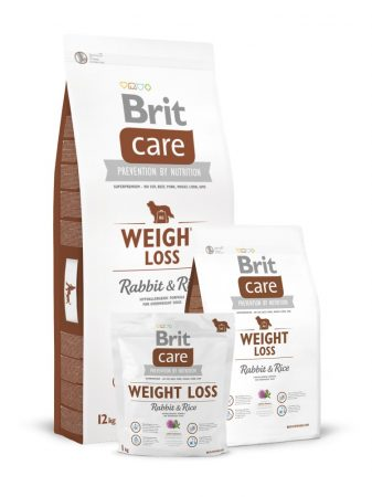 Brit Care Weight Loss Rabbit & Rice (3 kg)