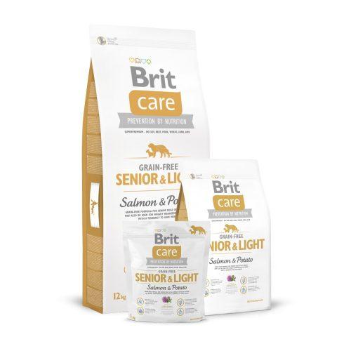 Brit-Care-Grain-free-Senior-Light-Salmon-Potato-12-kg