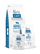 BRIT Care Hypo-Allergenic Adult Large Breed Lamb & Rice (12 kg)