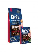 BRIT Premium Adult Large Breed (15 kg)