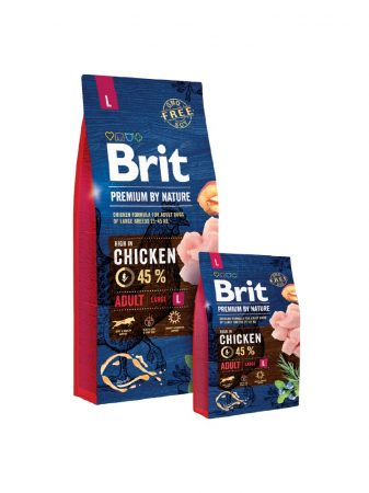BRIT Premium Adult Large Breed (15 kg)