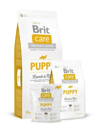 BRIT Care Hypo-Allergenic Puppy All Breed Lamb & Rice (3 kg)