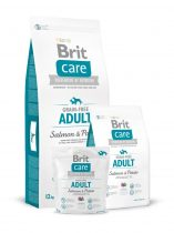 BRIT CARE Grain-free Adult Salmon & Potato (12 kg)
