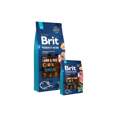 BRIT-Premium-Sensitive-Lamb-Rice-3-kg