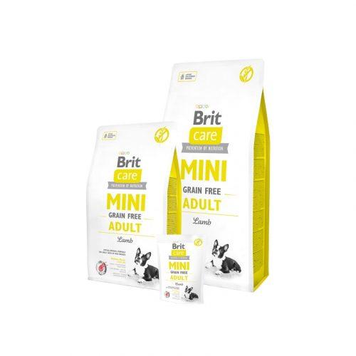 BRIT Care Mini Grain Free Adult (2 kg)