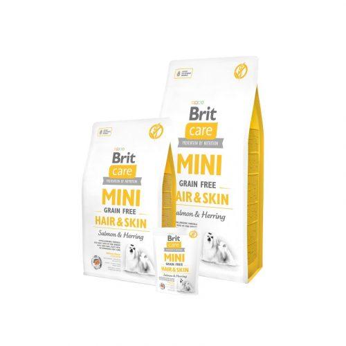BRIT Care Mini Grain Free Hair & Skin (2 kg)
