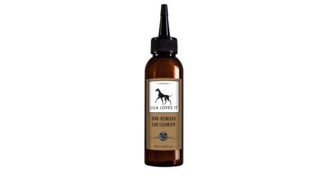 LILA LOVES IT Bio Fültisztító Kutyáknak, Macskáknak (100 ml)