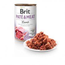 BRIT Paté & Meat Bárány Konzerv (400 g)