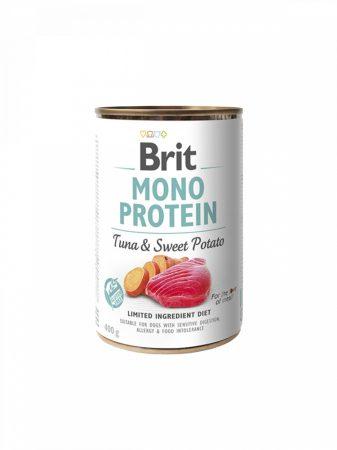 BRIT Care Mono Protein Tonhal & Édesburgonya (400 g)