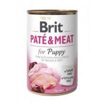 BRIT Paté & Meat Kölyök Konzerv (400 g)