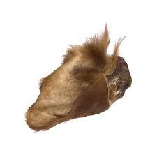 Szárított szőrös marhafül (5 db)